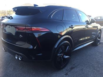Jaguar F-PACE 5.0 Supercharged V8 SVR AWD image 5 thumbnail